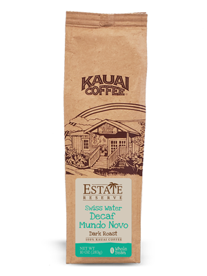 Kauai Swiss Water Decaf - Mundo Novo