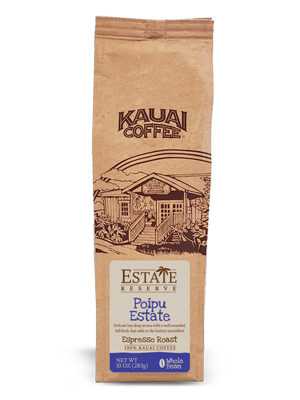Kauai Poipu Estate Coffee