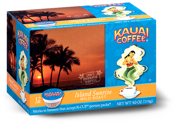 Island Sunrise Mild Single-Serve