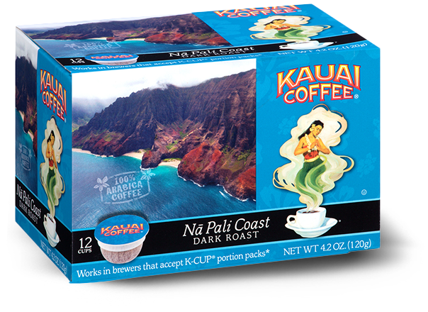 Na Pali Coast Dark Single-Serve